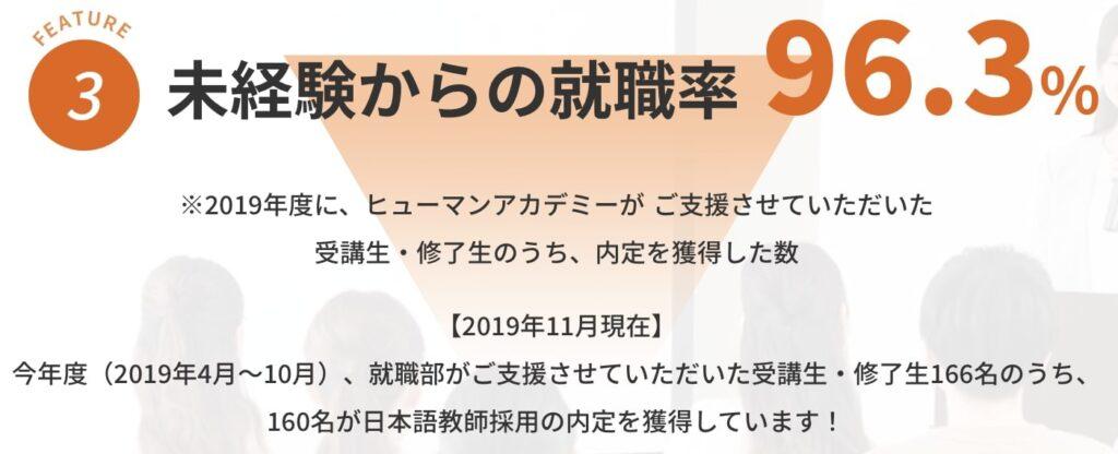 ヒューマンアカデミー日本語教師養成講座は就職・転職に強い