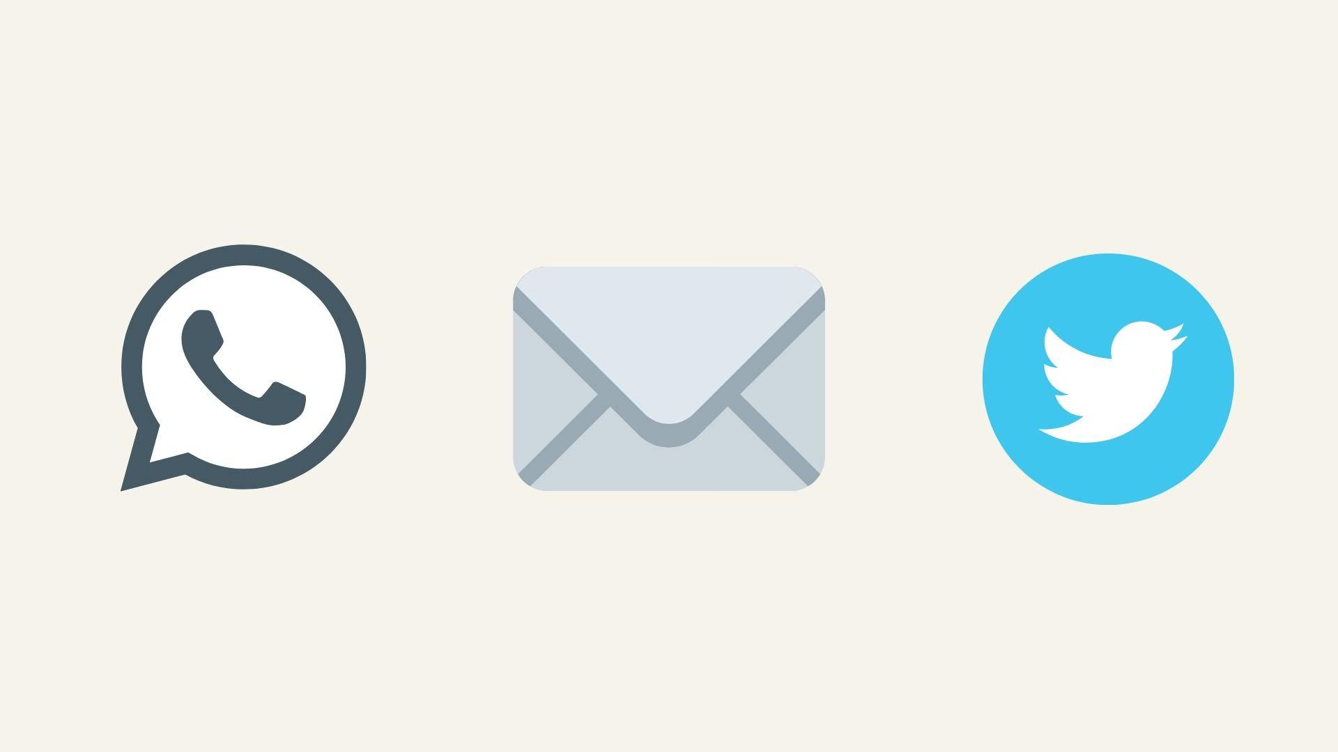 企業への直接応募は電話かメールかSNSの方法をとる